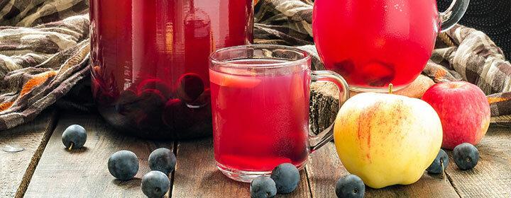 Früchte Veredelung in unseren praktischen Bag in Box, Flaschen und Marmeladengläsern