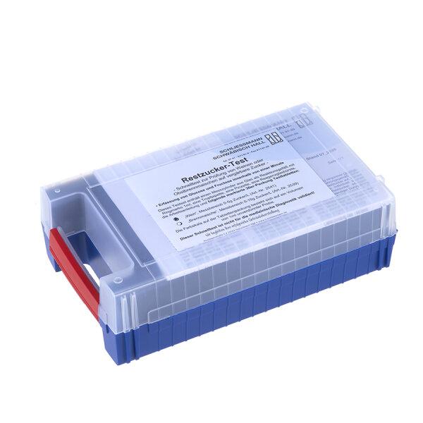 Clinitest Restzuckerbestimmung Kpl. Set im Koffer