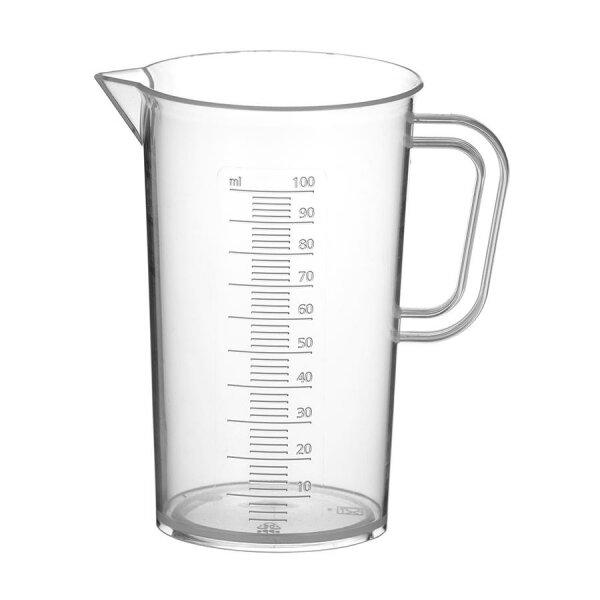 Messbecher aus Kunststoff 100 ml
