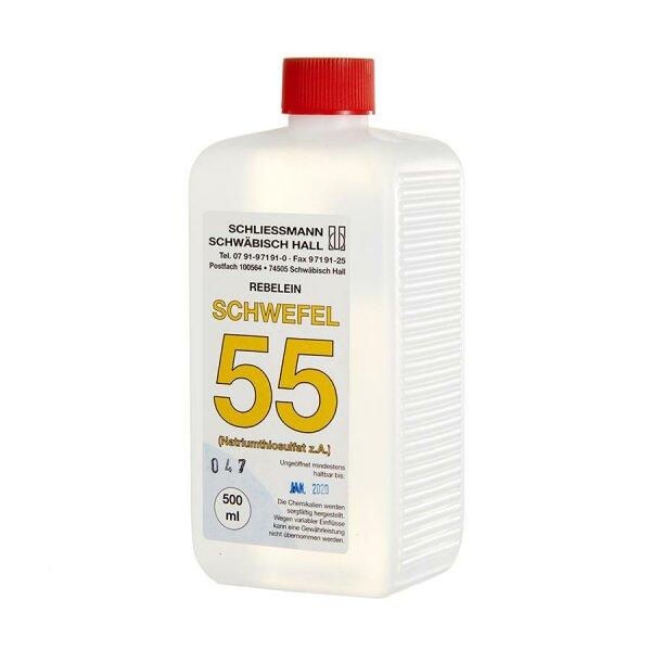Schwefel 55 500 ml