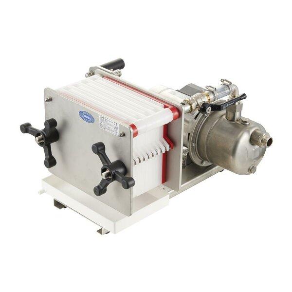 Filteranlage FZ 20/10 mit Pumpe aus Edelstahl