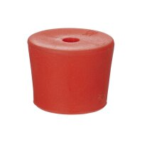 Duplex Stopfen rot 45/38x35 mm