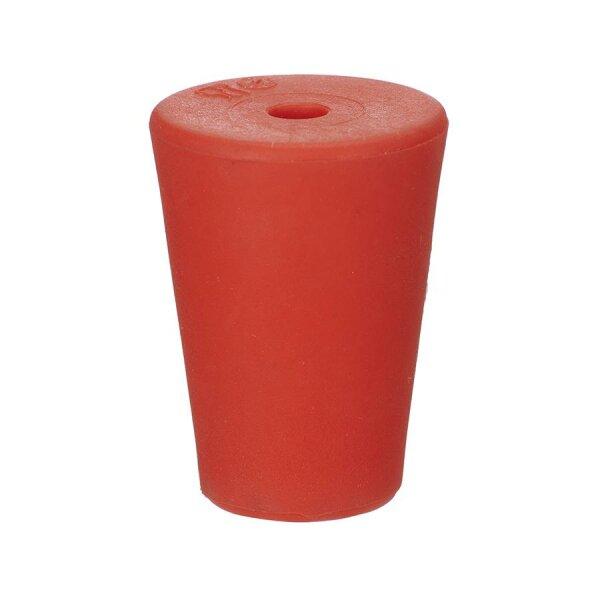 Duplex Stopfen rot 45/30x60 mm