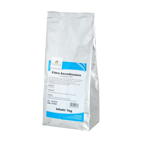 Filtra Ascorbinsäure 1 kg