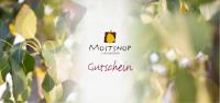 Gutschein Mostshop 25 Euro