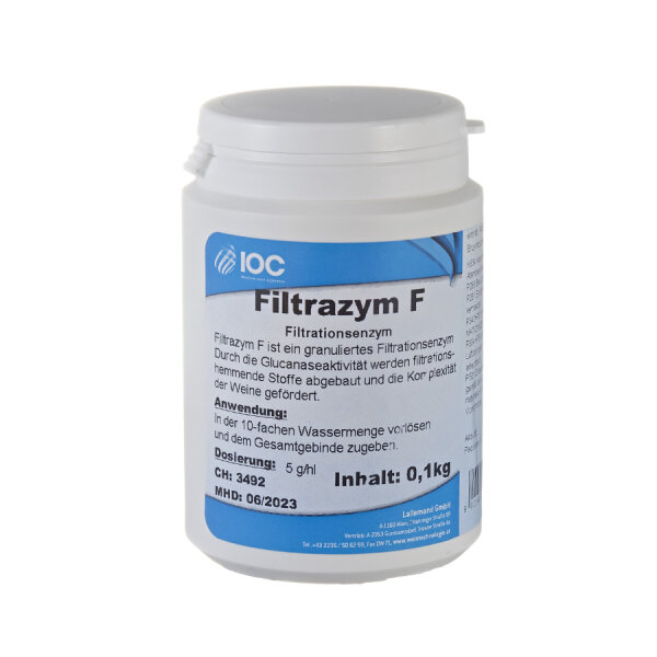 Filtrazym F 0,1 kg