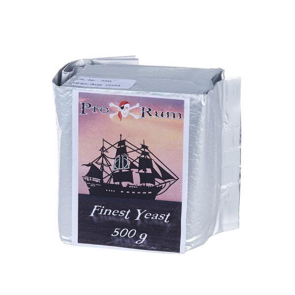 PRO RUM Finest Yeast 0,5 kg